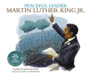 Peaceful Leader Martin Luther King Jr.