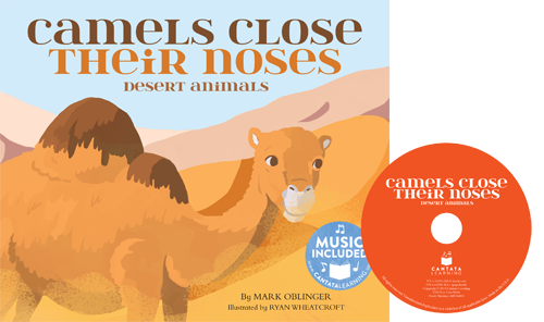 Camels Close Their Noses