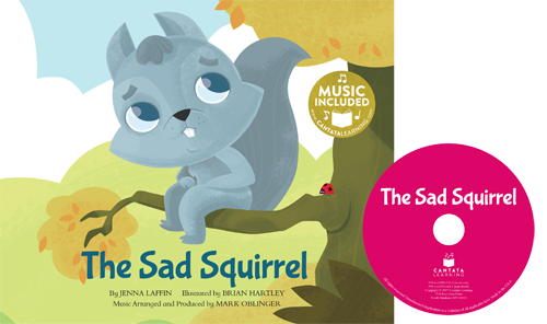 The Sad Squirrel
