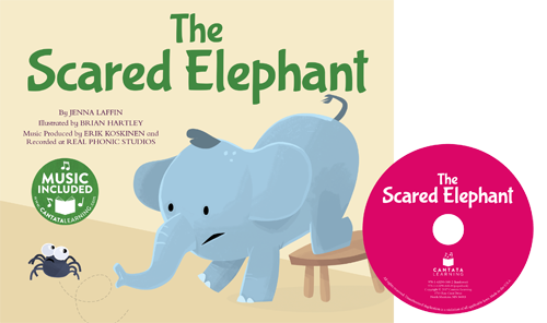 The Scared Elephant