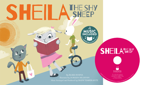 Sheila the Shy Sheep