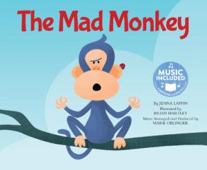 Mad Monkey book