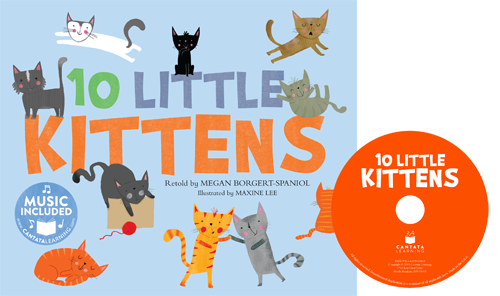 10 Little Kittens