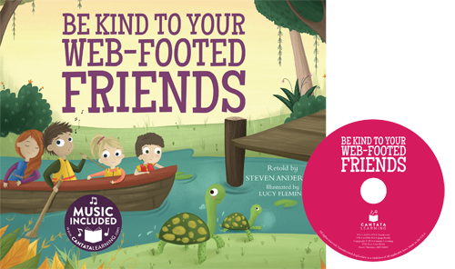 Be Kind to Your Web-Footed Friends