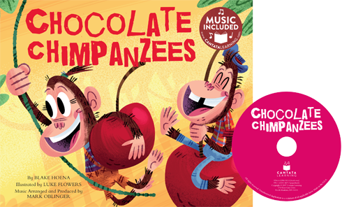 Chocolate Chimpanzees
