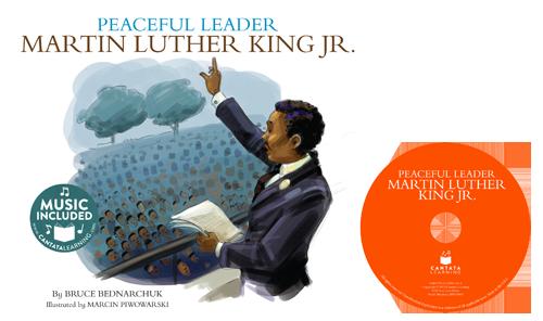 Peaceful Leader