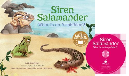 Siren Salamander