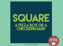 Square a Pizza Box or a Checkerboard