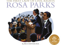 First Lady of Civil Rights, Rosa Parks