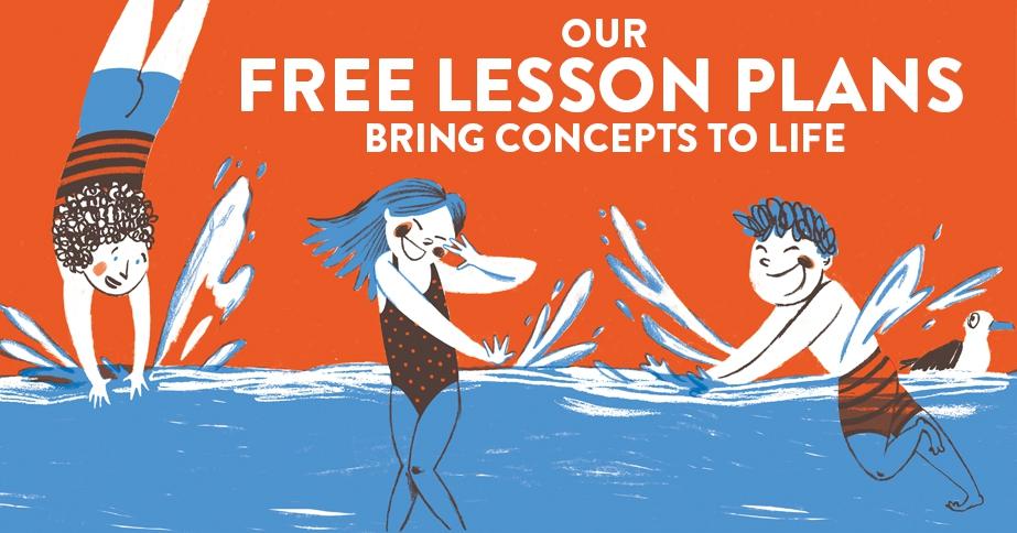Free Lesson Plans Slide