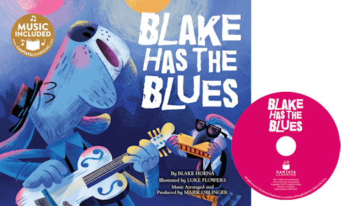 Blake Has the Blues