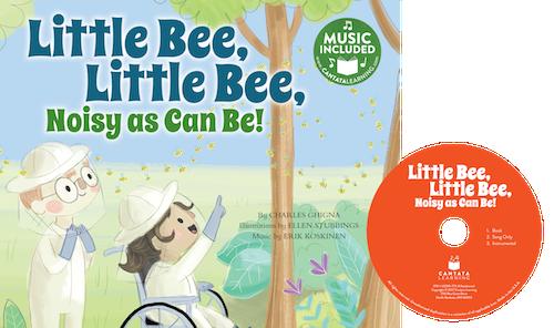 Little Bee, Little Bee, Noisy as Can Be!